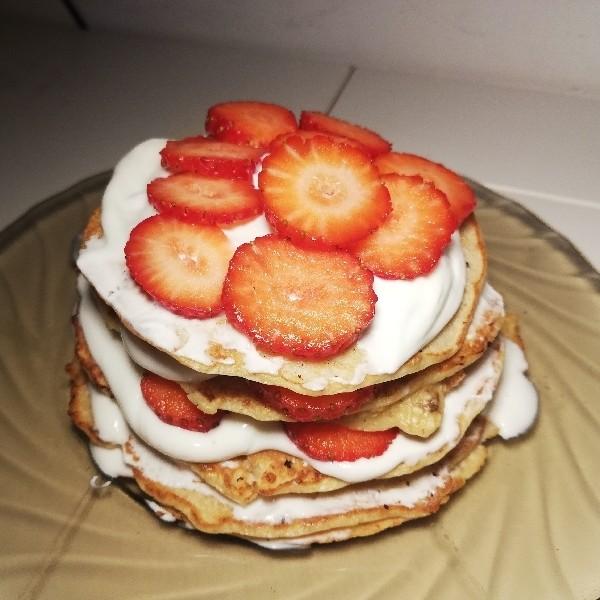 Healthy Pancakes - doar 5 ingrediente