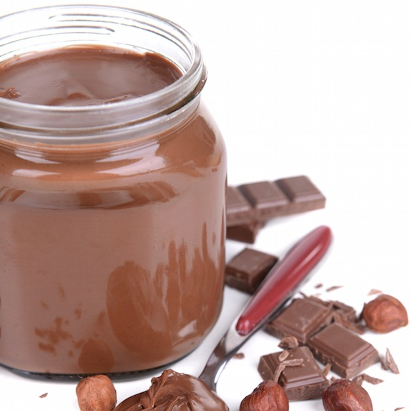 Healthy Nutella home-made @aurelsolea__fitness