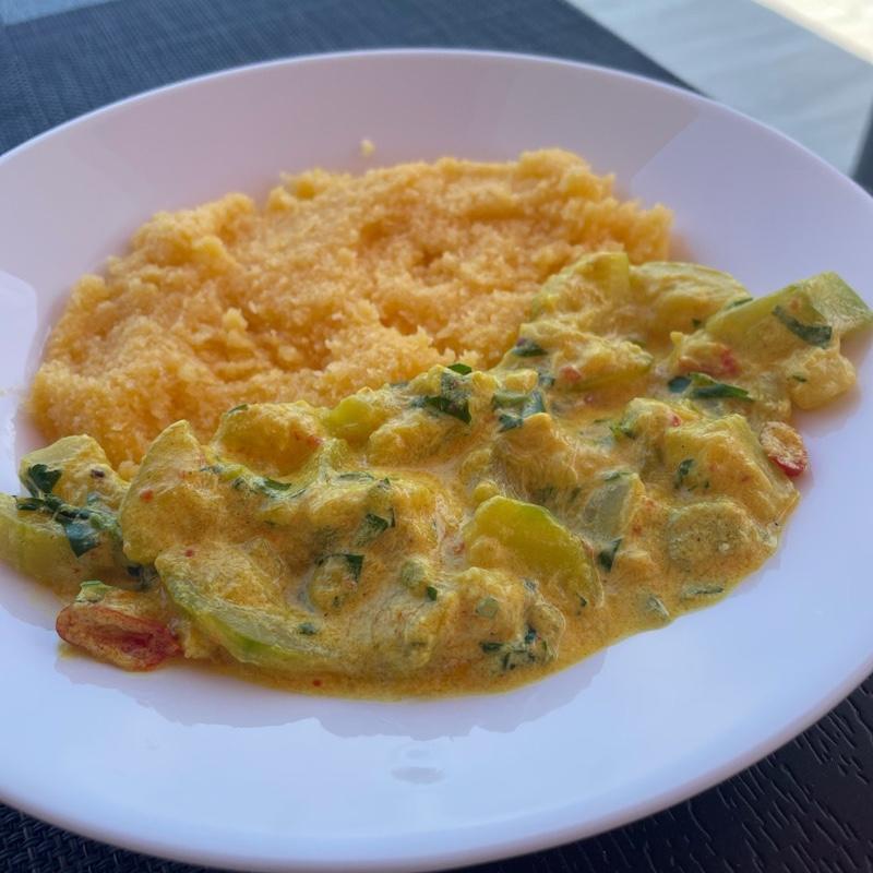 Dovlecel zucchini  scazut cu iaurt