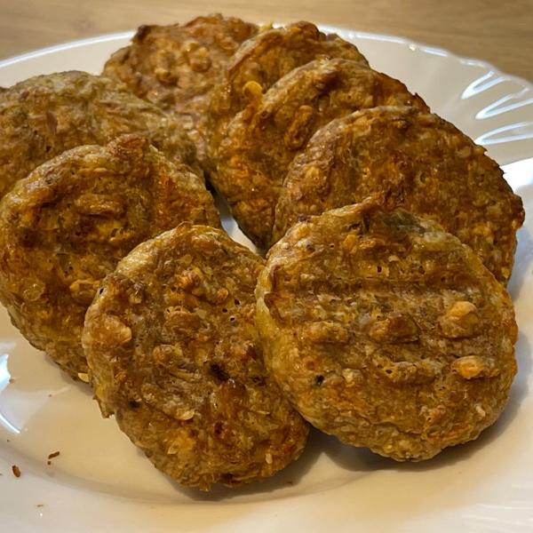Chiftelute cu ton [airfryer]