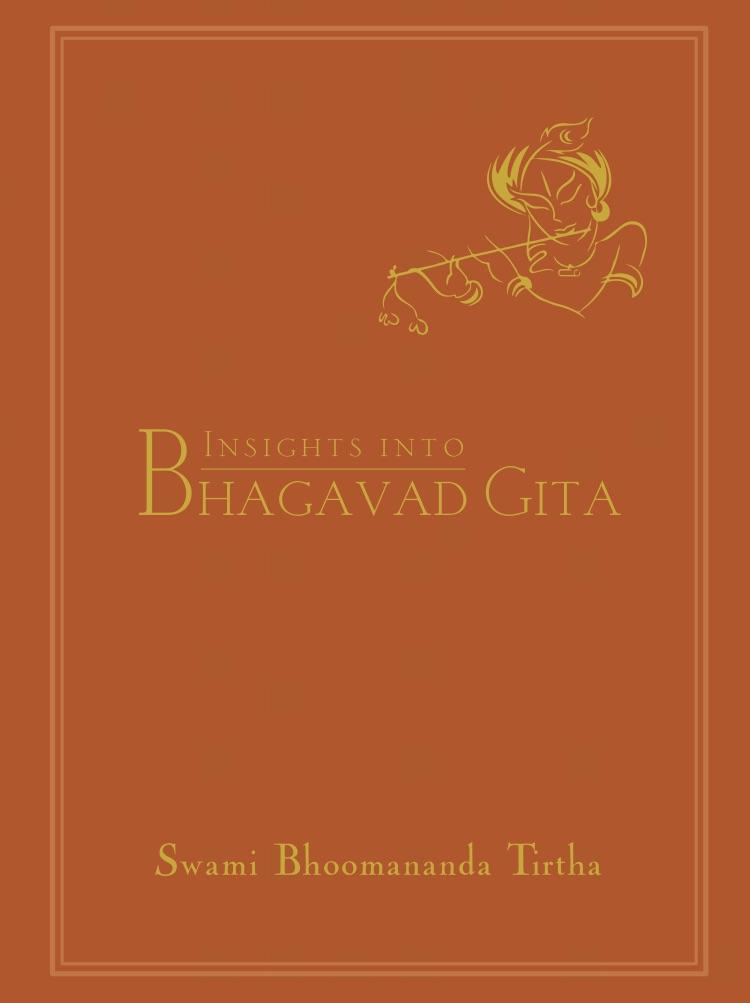 Bhagavad Gita Insights Cover