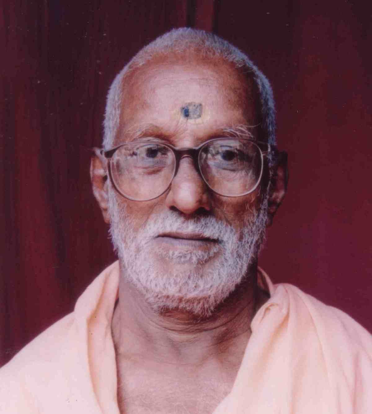 Swami_Pushottam_TirthaJi