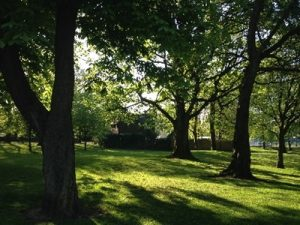 McGoldrick Park